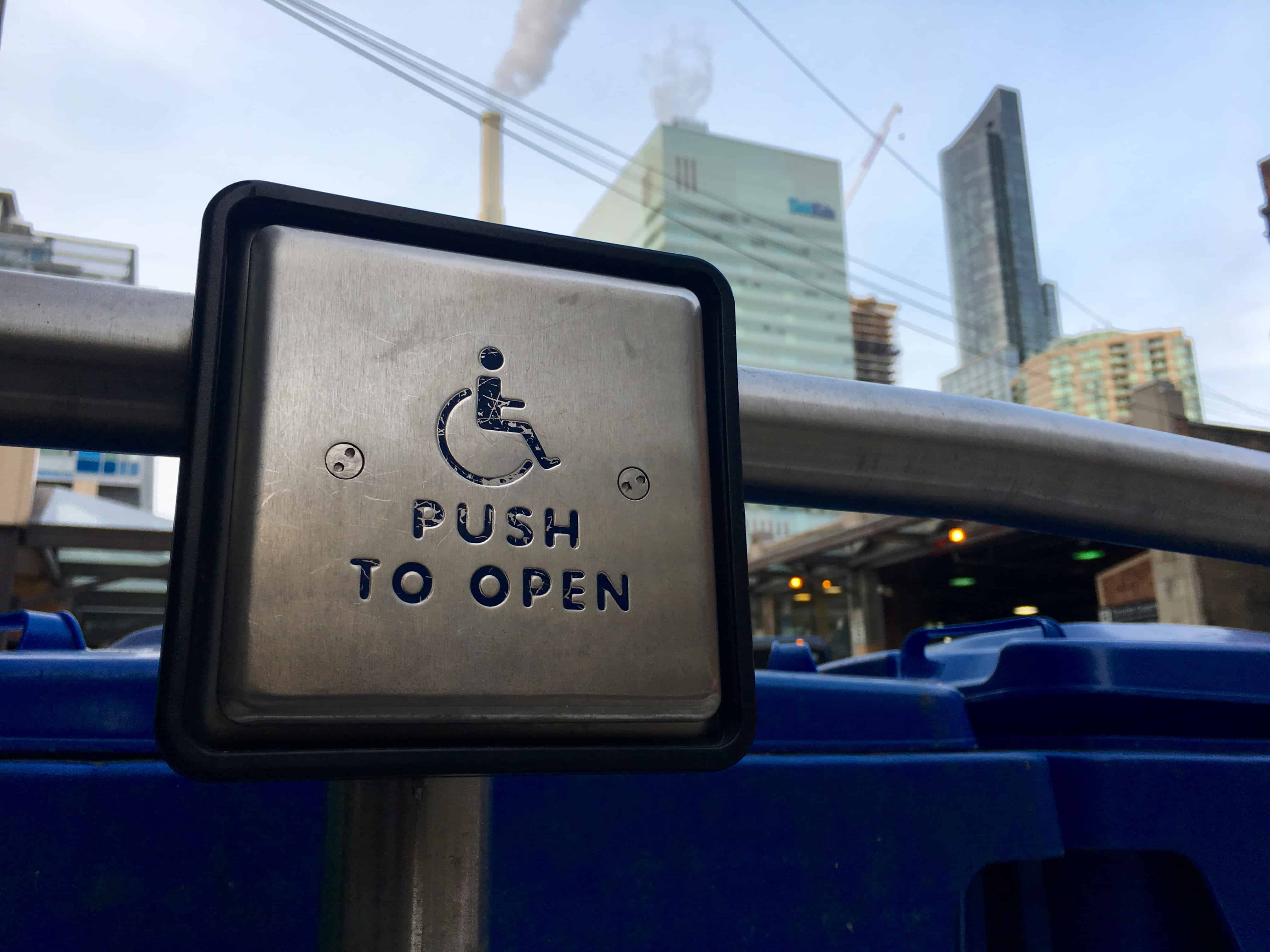 Moving forward accessibility icon set to change in toronto advocates want the international symbol of access to be replaced by a modern version that depicts a person in a wheelchair leaning forward as though they buycottarizona