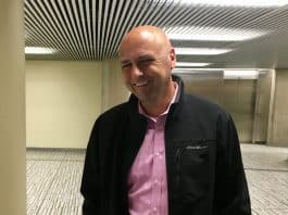 10:23 a.m. May 22, 2018. Former NDP Member of Parliament, Matthew Kellway registered his nomination papers to run for city councillor of Ward 37 on Tuesday.