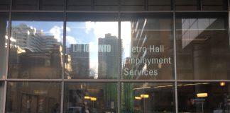 Toronto Employment & Social Services centre