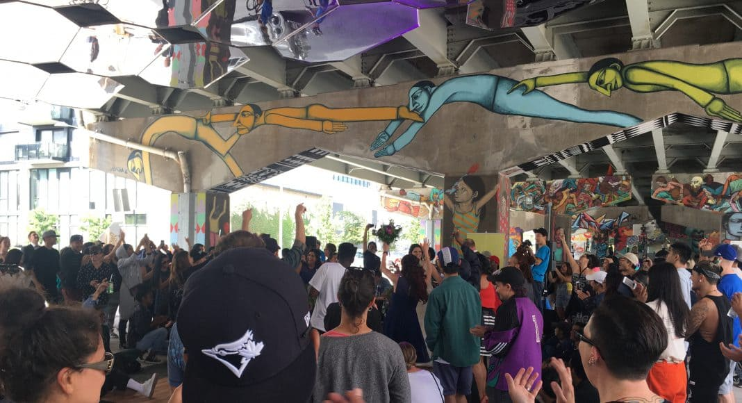 Underpass Park House Jam & Battle 4
