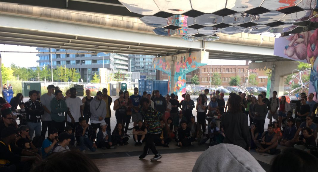 Underpass Park House Jam & Battle 16