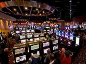 Screen capture from woodbine.com/casino-woodbine