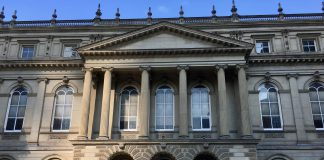 10:23 a.m. Sept. 19, 2018. Osgoode Hall, where a panel of three judges heard arguments to stay a lower court decision, and rule that the Toronto election will proceed on Oct. 22 with 25 wards.