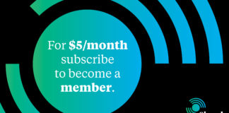For $5/month subscribe to become a member.